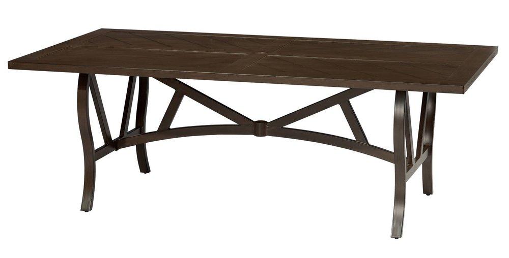 Trenton Slat Dining Table