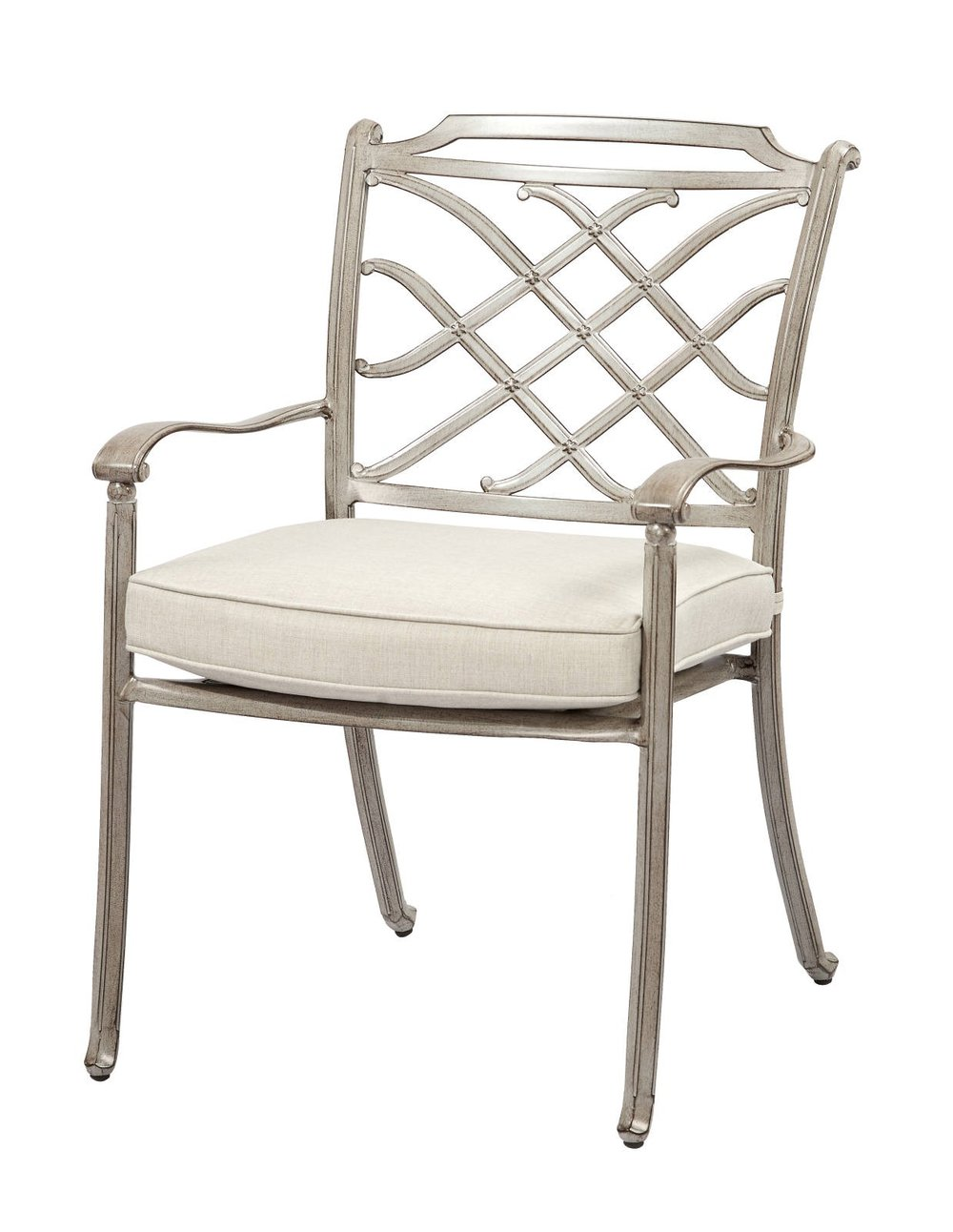 Sydney Cast Dining Chair with Cushion