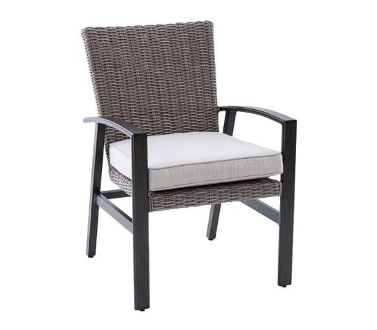 Bradley Woven Dining Chair