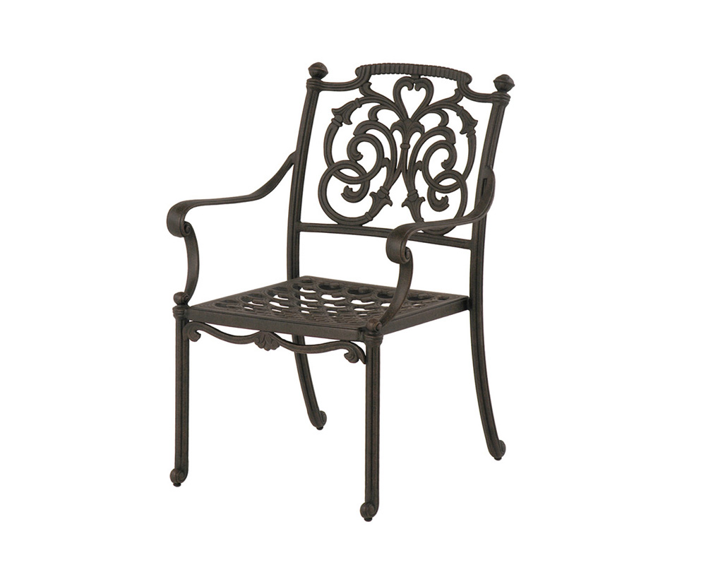 St. Augustine Cast Dining Chair