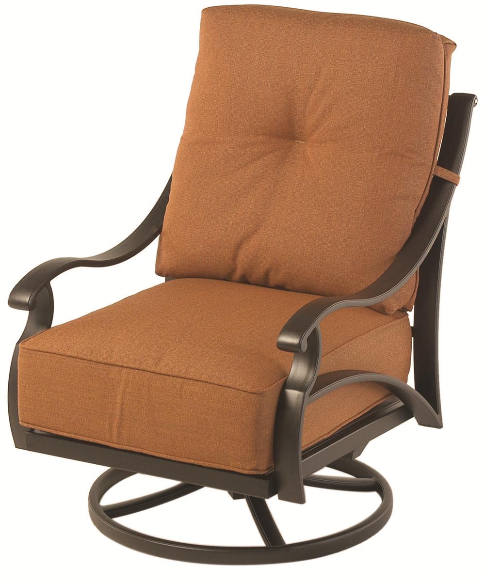 Somerset Swivel Rocker Club Chair