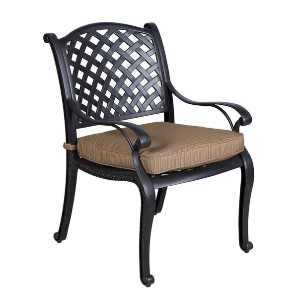 Castle Rock Dining Chair with Cushion