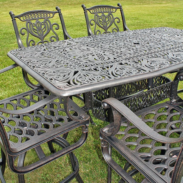 Tuscany Counter Height Dining Set