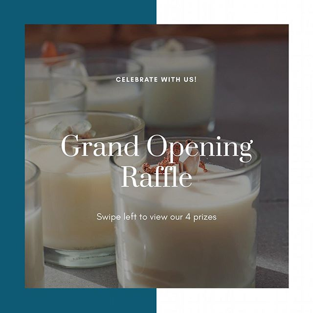 Get your raffle tickets for $1 each at our Grand Opening this Saturday 11-7pm in Downtown Ventura inside @passporthabits !  We will have 4 prizes you can win! Can't make it to the event? DM us to find out how to enter. Winners will be picked at 6:30pm! ✨ ————————————- Grand Prize: Crystal Candle, Crystal Essential Oil Roller & a Blue Smoke Quartz Smudge Bundle ———————————- 2nd Place: Crystal Candle ———————————- 3rd Place: Essential Oil Crystal Roller ———————————- 4th: Blue Smoke Quartz Smudge Bundle