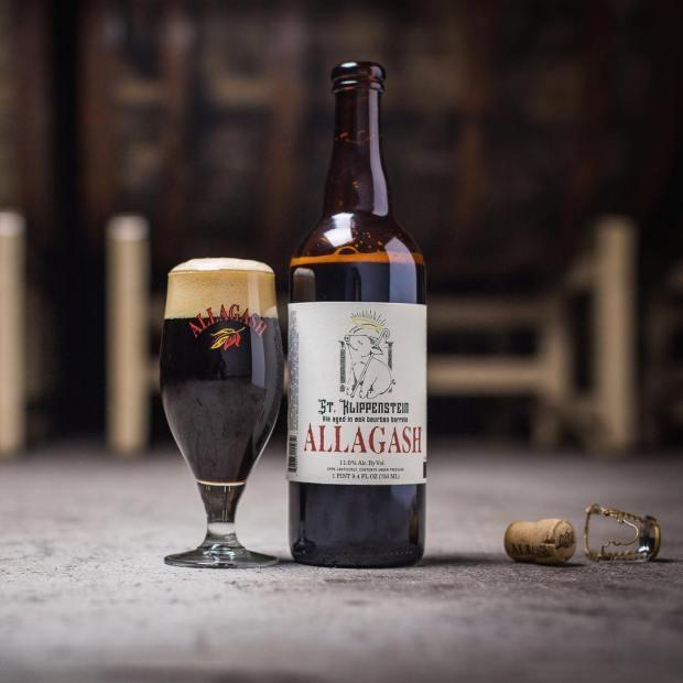 Allagash BrewingSt. Klippenstein '17 -