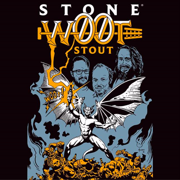 Stone BrewingWoot Stout -