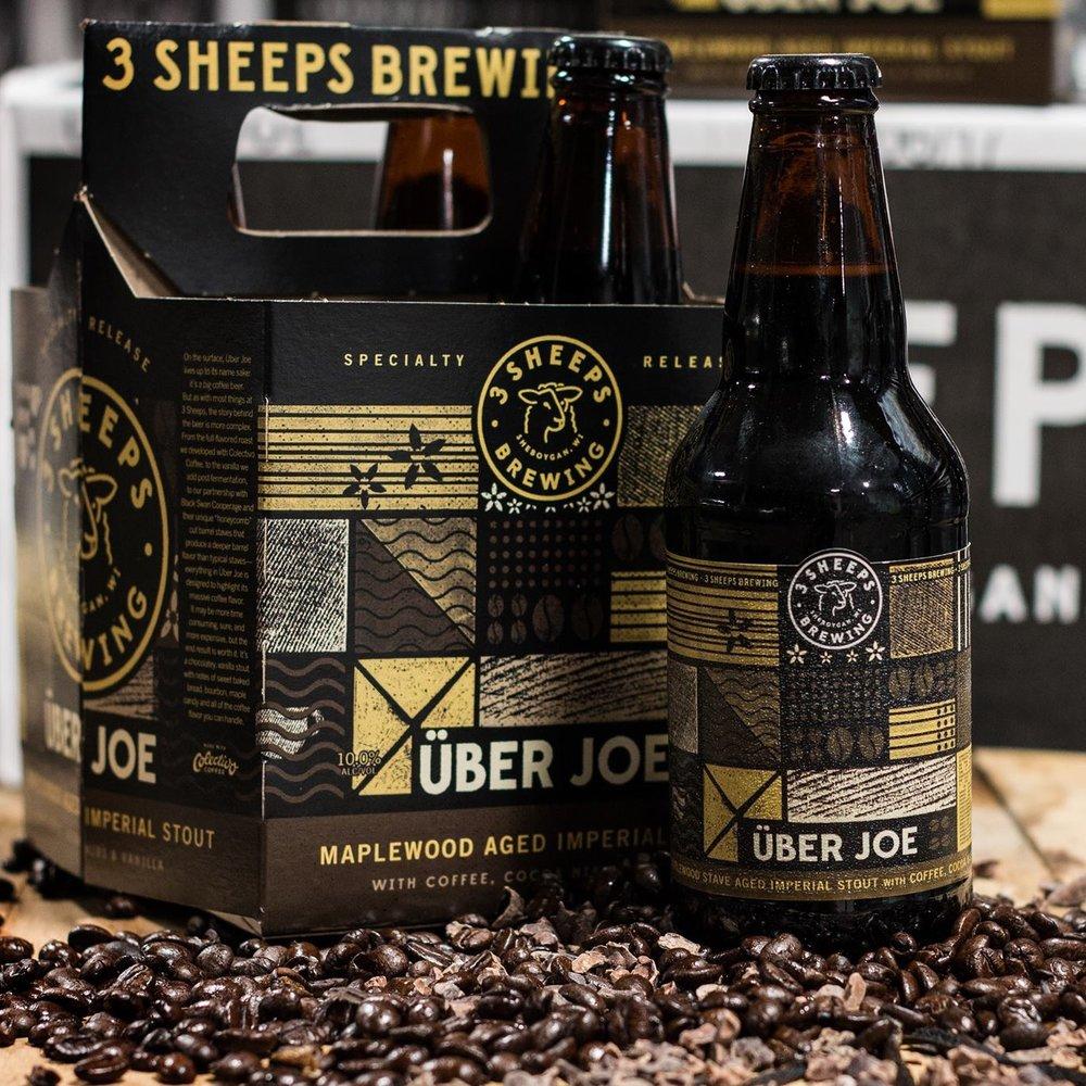 3 SHEEPS - UBER JOE