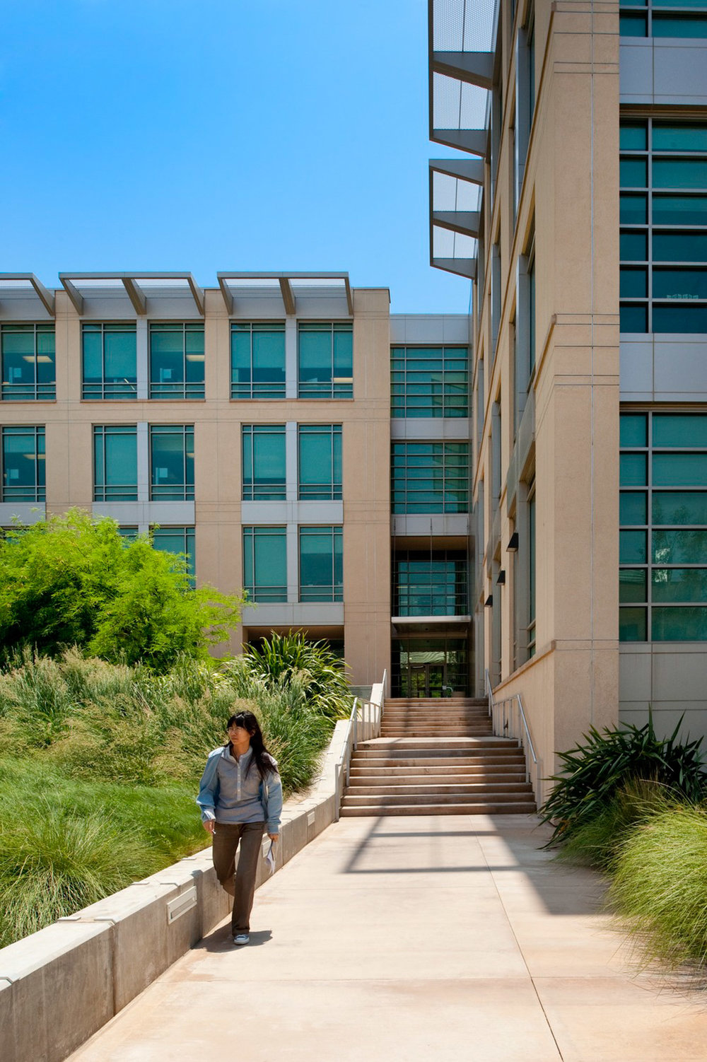 UCR Genomics Building | Riverside CA