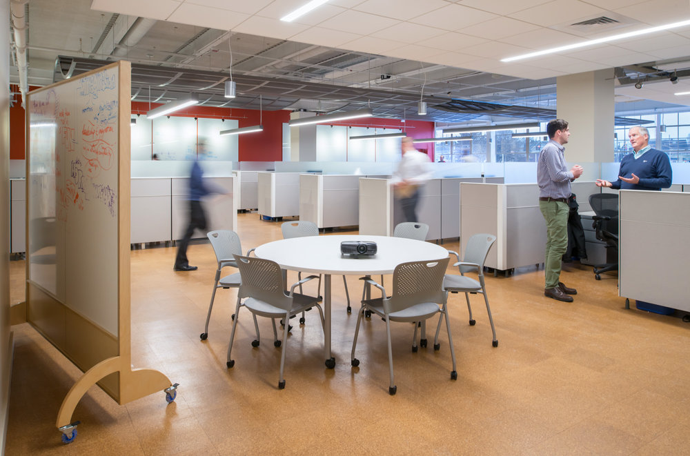 Harvard University HBX Offices | Cambridge MA