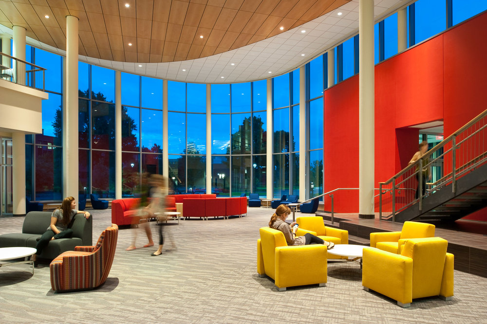 Hamline University Student Center | St Paul MN