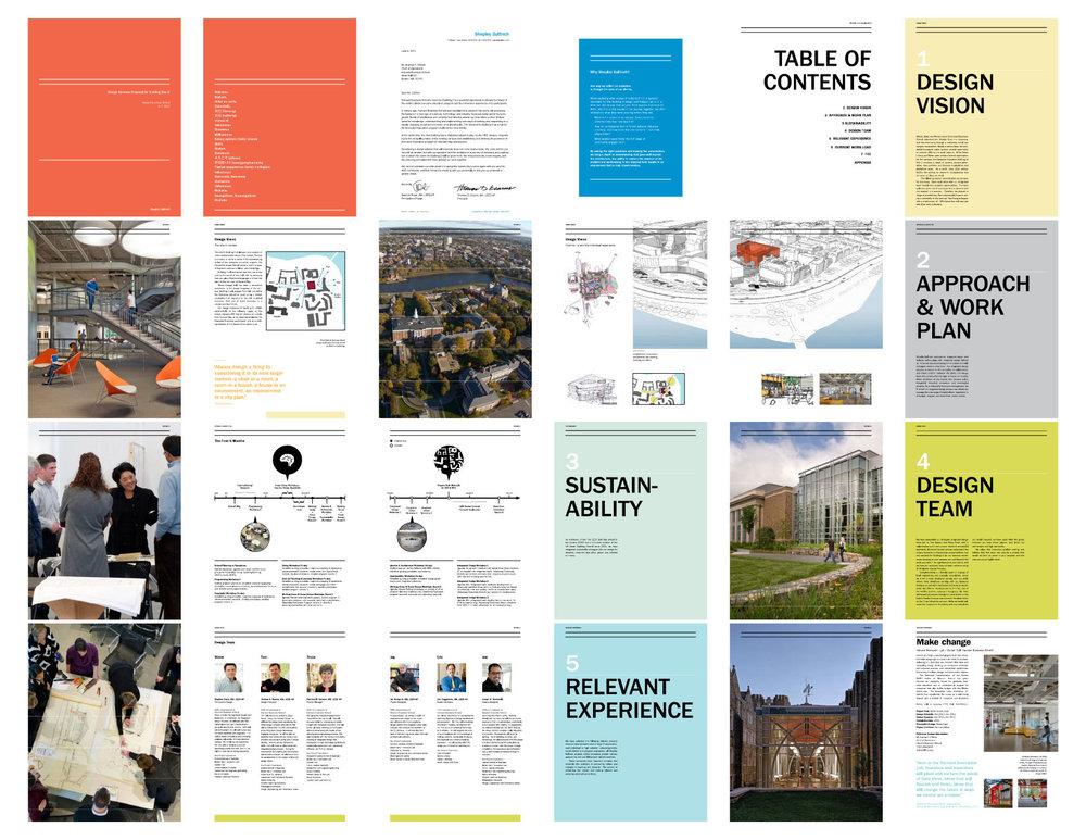 Design Services Proposal
