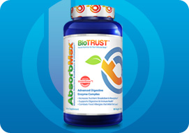BioTrust Absorb Max is a digestive enzyme the will help your digestion and improve your health - Click here to help your food digest better