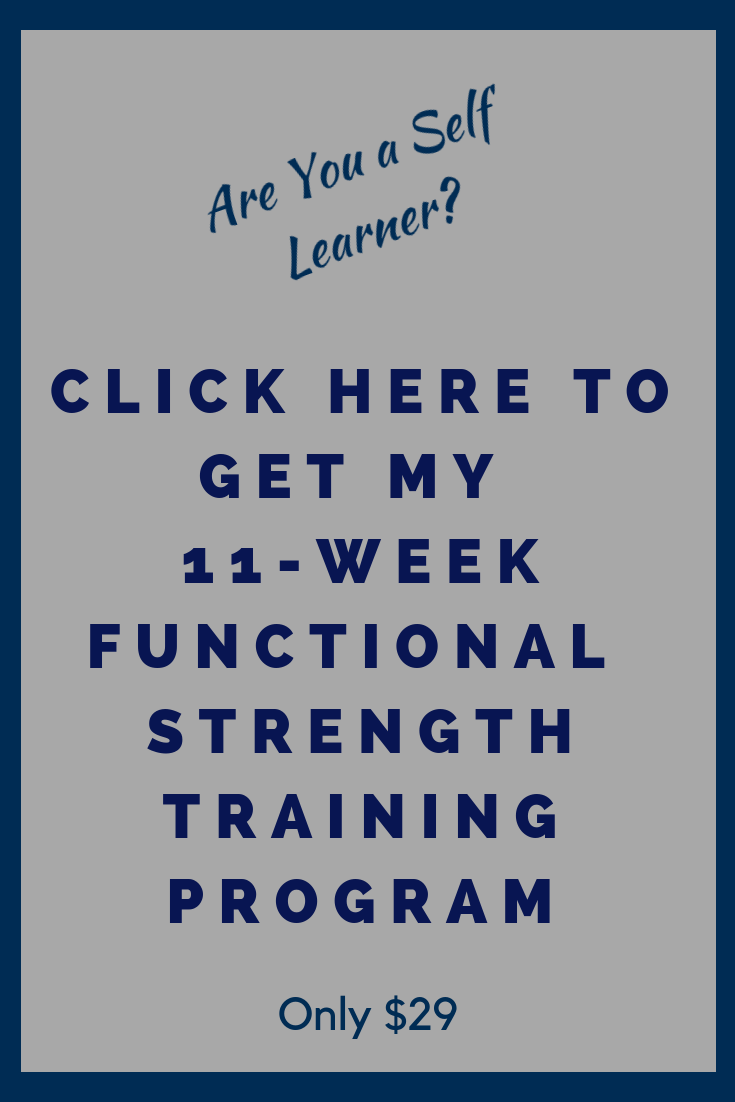 Complete functional strength training program for the goal driven individual.