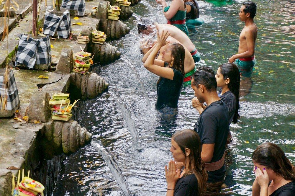 Healing rITUAL in Bali