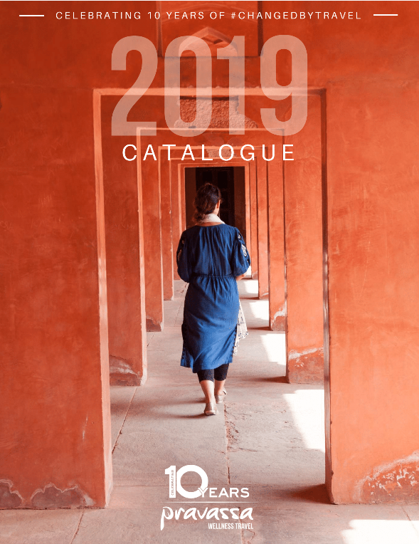 2019 Wellness Travel Catalogue - Private | Small Groups | Choose Your Adventure