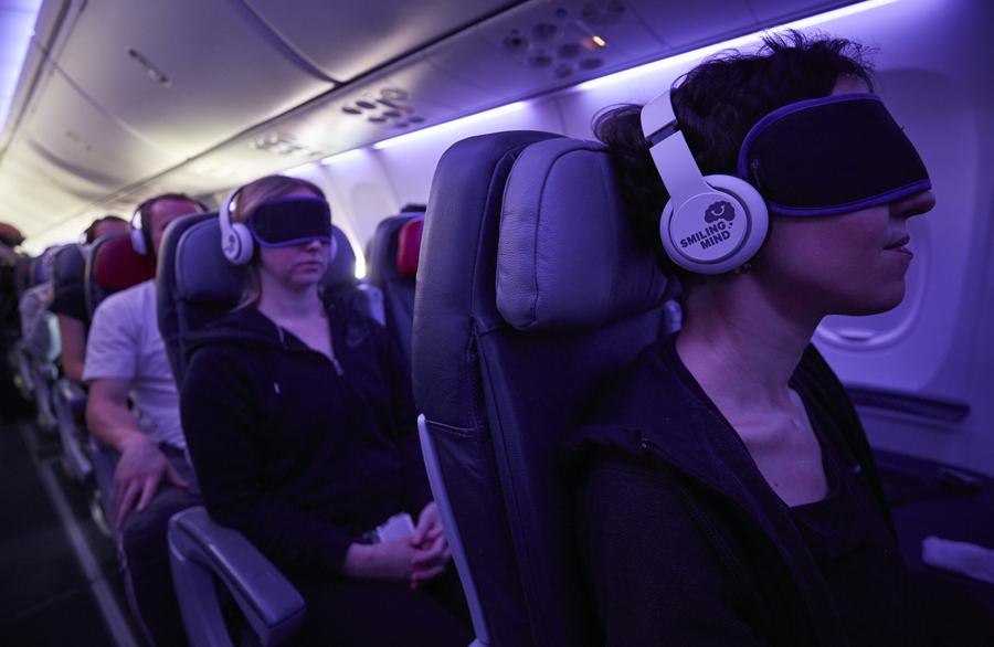 PHOTO VIA  VIRGIN AIRLINE