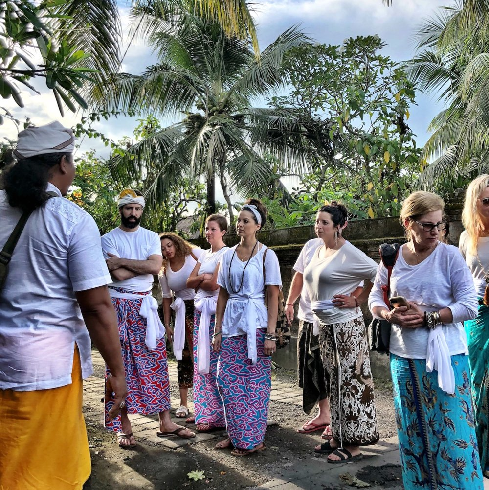 Local Festival Celebrations in Bali