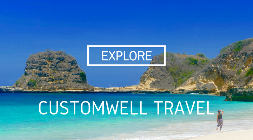 CUSTOMWELL:  personalize your travel, combining the best of Pravassa's wellness expertise with your own idea of the perfect trip.