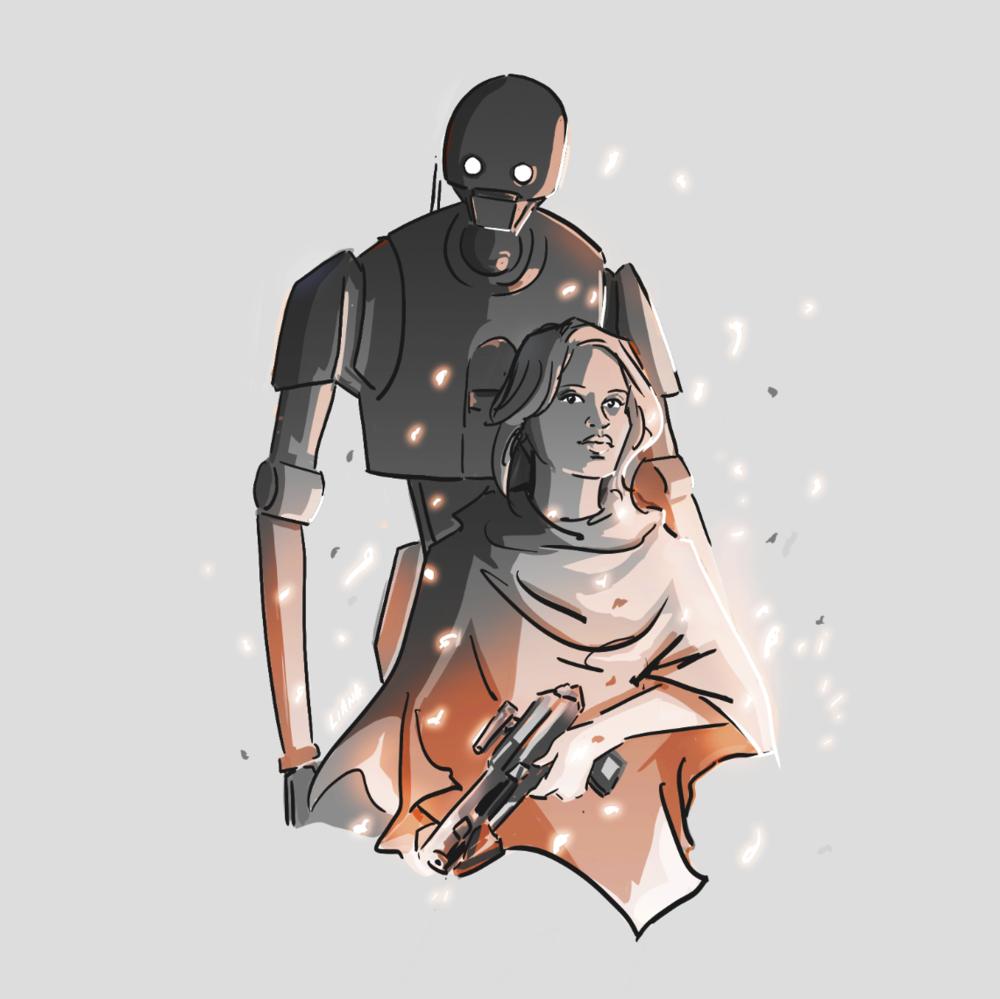 Jyn & K2
