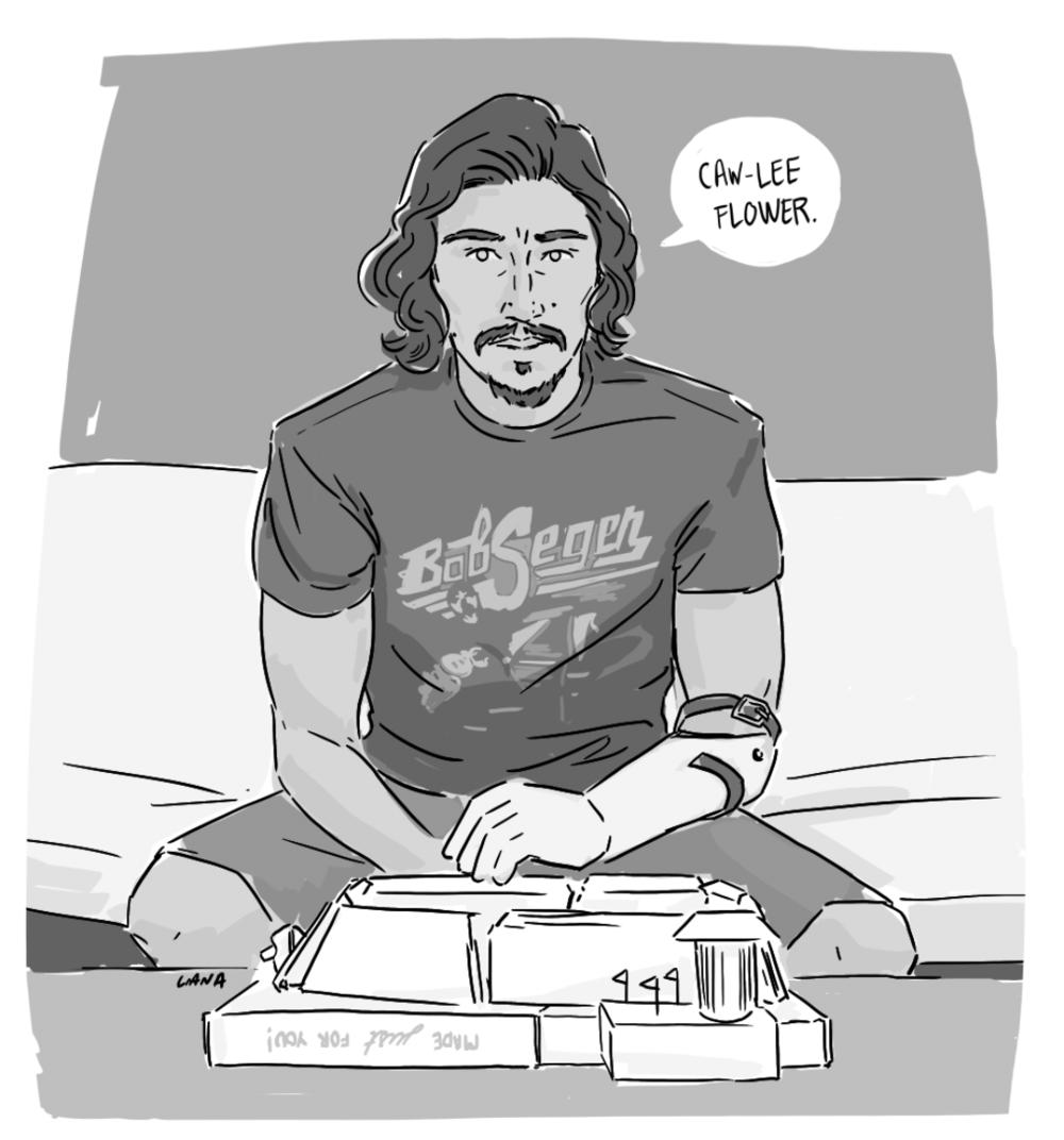 Logan Lucky Illustration