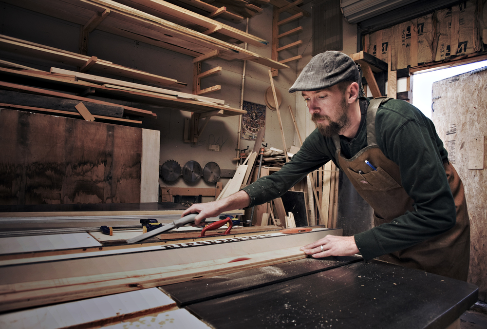Adam Kinney, Owner/Lead Designer    photo credit:  Dara Blumenhein