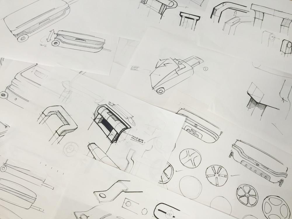 Marlon Sketches