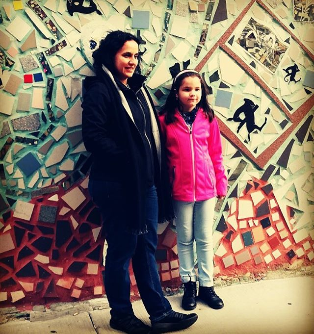 Magic Gardens, Philadelphia #Art #mosaic #philadelphia #artwork
