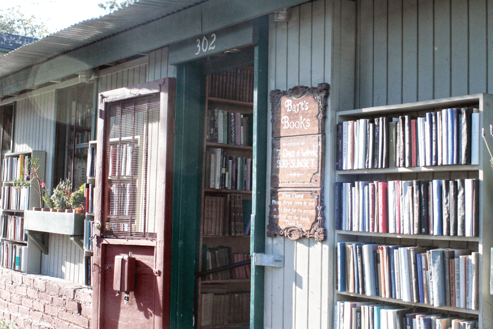 Bart's Books in Ojai