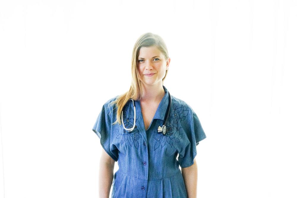 Dr. Christine