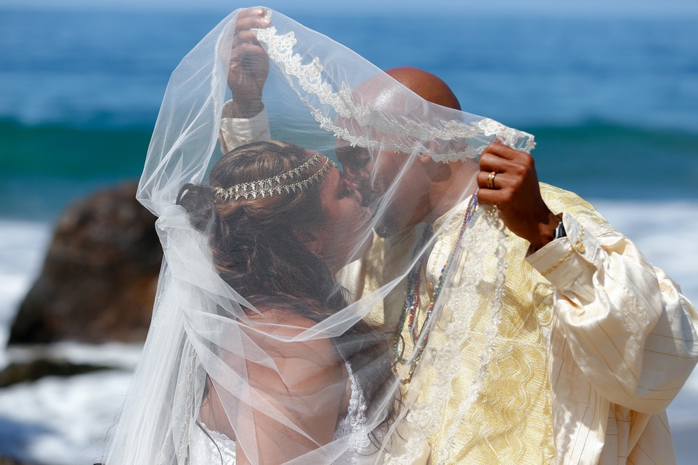 affordable beach wedding photography