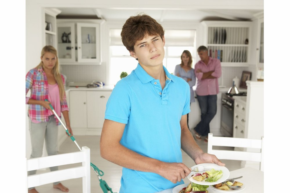 HOW TO MOVE FROM DEFIANCE TO COMPLIANCE IN YOUR TEEN