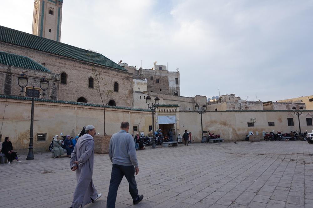 Al Souq Al Qadeem, the old marketplace