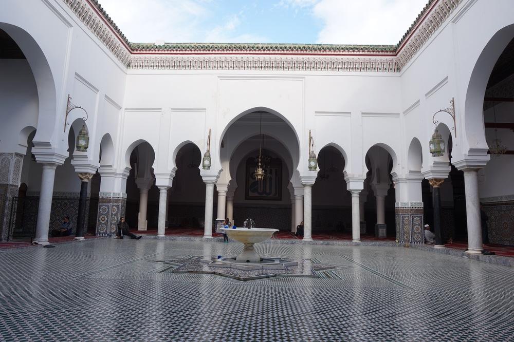 Masjid Al Idrisi