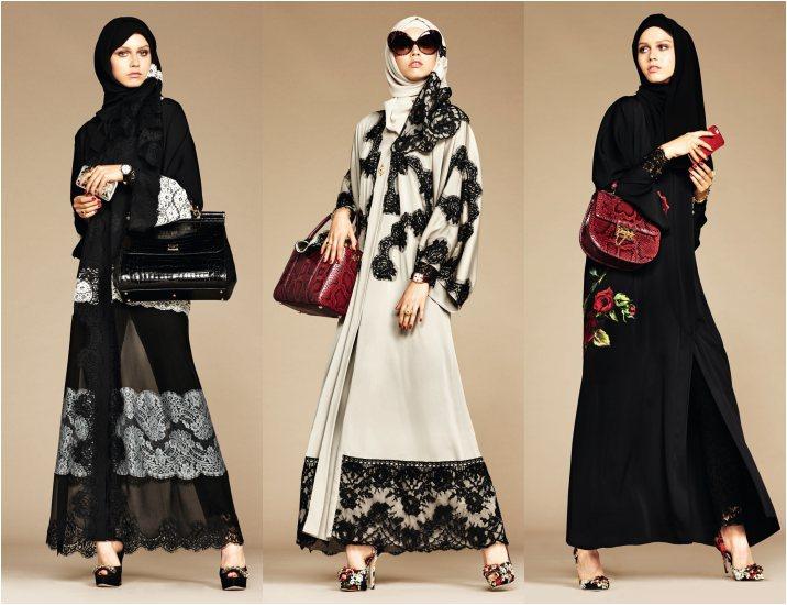 c964f854e4 Dolce   Gabbana Release Hijab and Abaya Line — PFH