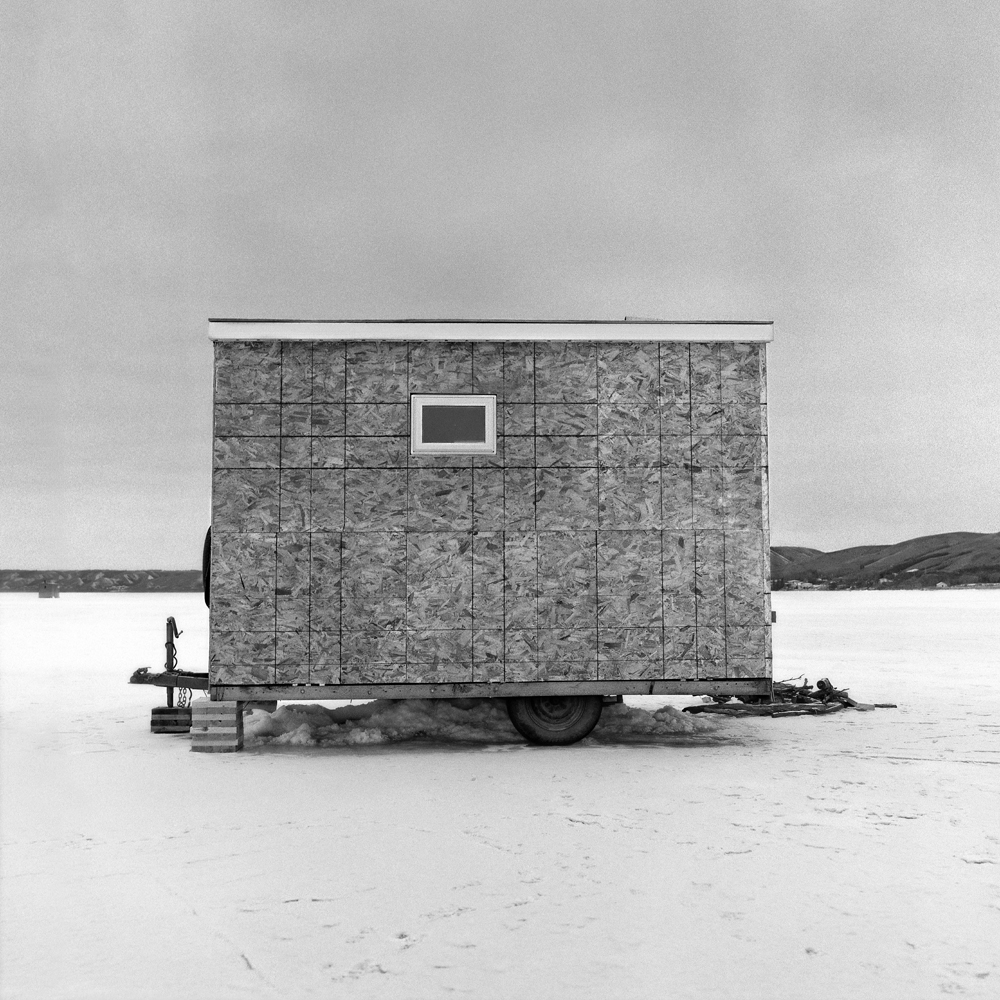 Fishing Shack No. 8