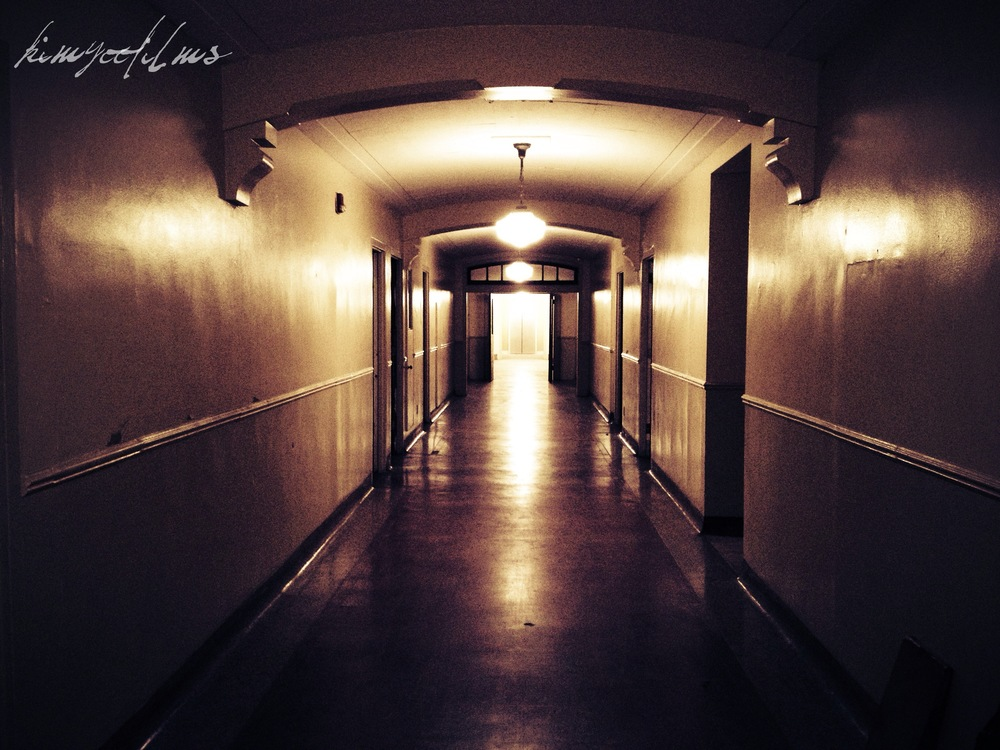 Hallway at Linda Vista Hospital