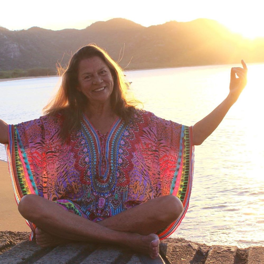 Jeni Edgley  - 30 years in natural health