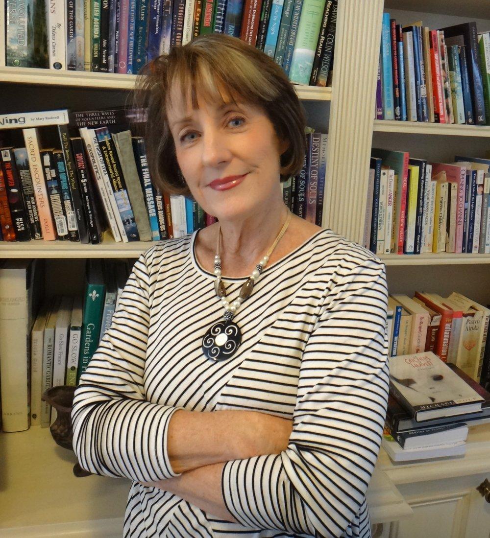 Mariana Flynn - President of UFO Research NSW Inc