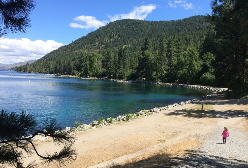 LAKE CHELAN - Resort living at it's best.