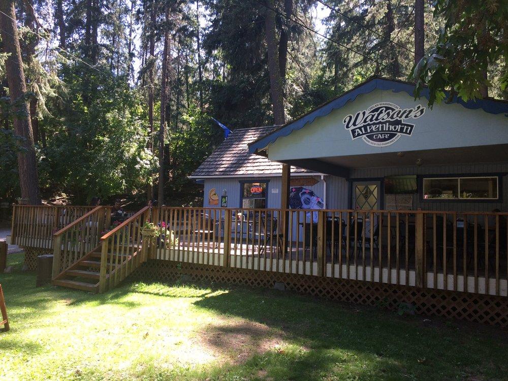 Watsons Alpenhorn Cafe