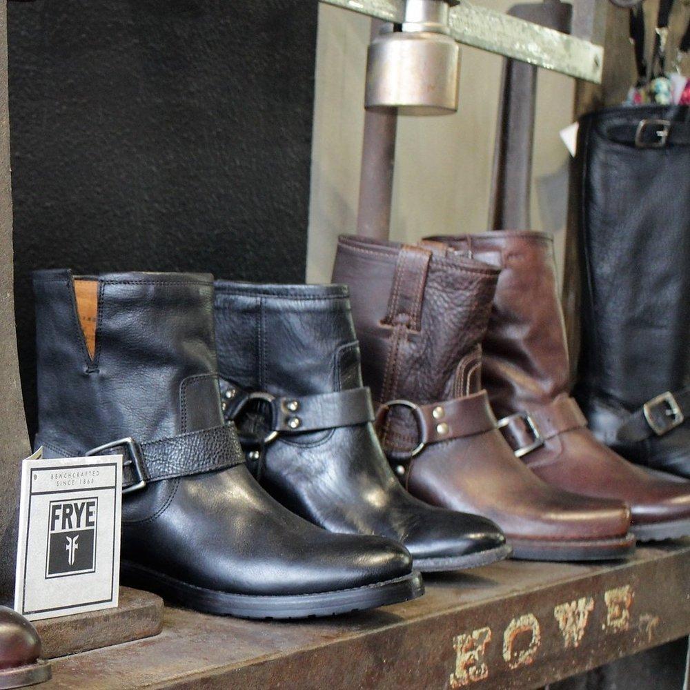 Frye Boots @ American Shoe Shop