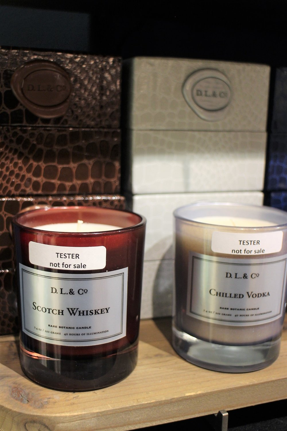 COCKTAIL INSPIRED  CANDLES