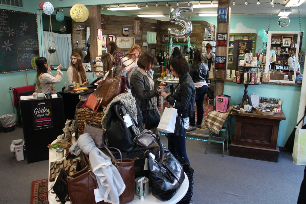 SHOPPING THERAPY -