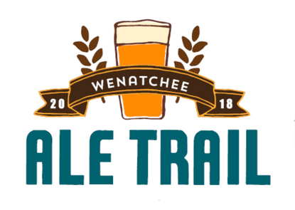 WENATCHEE ALE TRAIL Father's Day Weekend - Savor all the flavors of our local beers and ciders in one day without  driving to each brewery by coming to downtown Wenatchee for the 3rd annual Ale Trail.  A self-guided beer and cider walking tour taking you in and out of the best downtown shops with each shop featuring one of 16 local and select Washington breweries and cideries for an afternoon of beer tasting, shopping, and entertainment  on what will most likely be a sunny and warm Eastern Washington day.