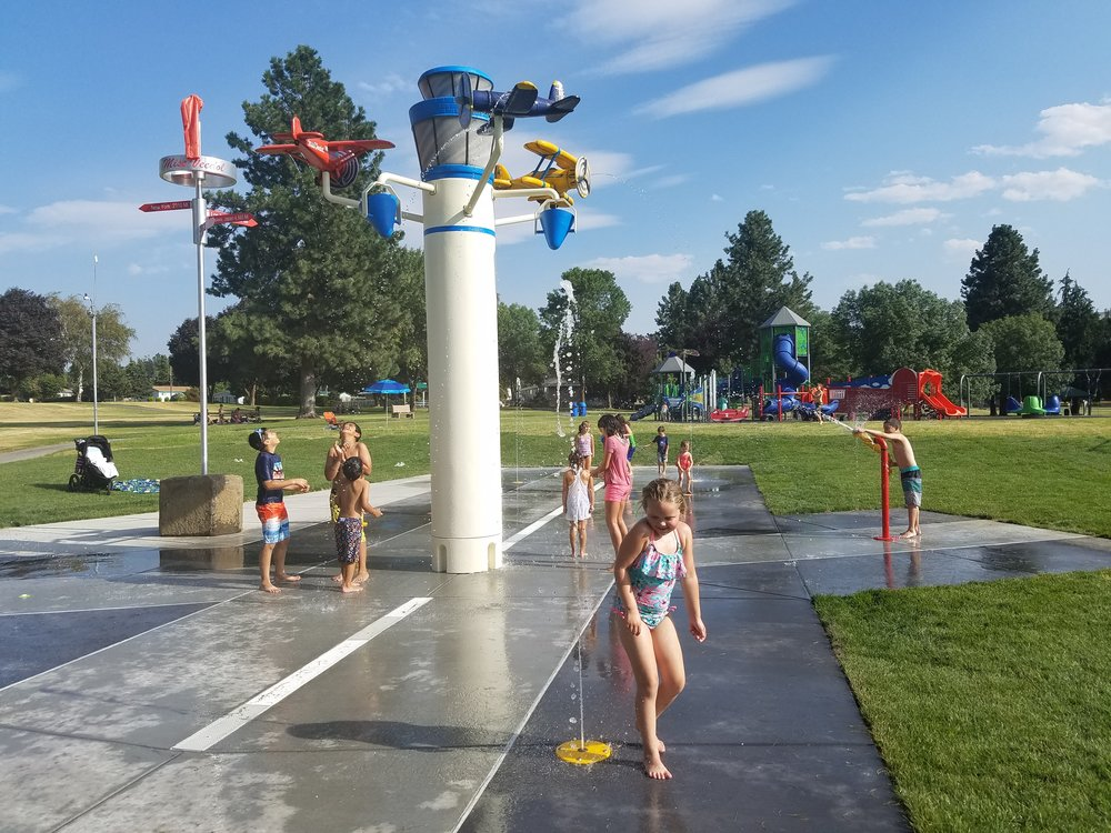 W A T E R   F U N ! - 20 Places to cool off in the HOT summer sun in North Central Washington