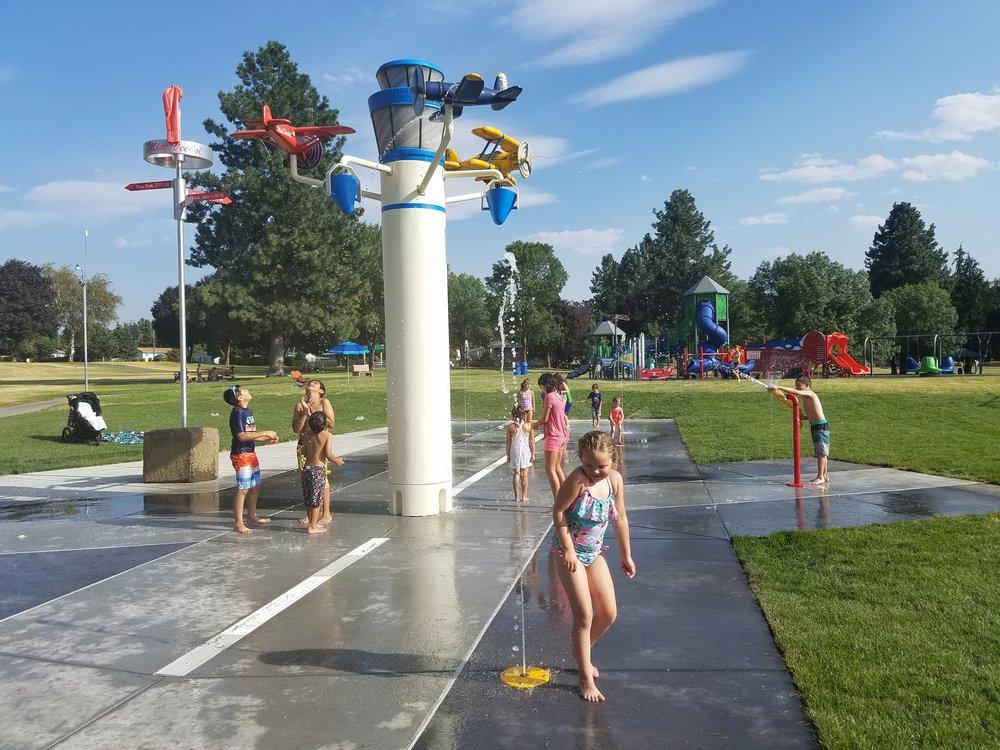 W A T E R F U N ! - 20 Places to cool off in the HOT summer sun in North Central Washington