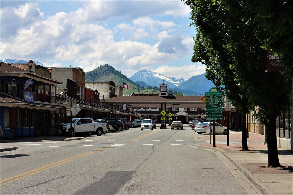 Downtown Cashmere, WA