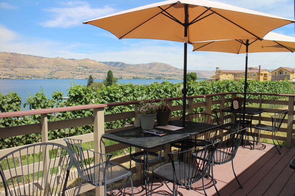 TASTING AROUND CHELAN - Thank goodness Lake Chelan has more than just a lake for fun. They have a large amount of award-winning wineries, cideries, and breweries that seem to keep popping up around the lake making this area a prime tasting destination.It is an awesome experience to sip wine and gaze at the view at a number of tasting rooms. See our list below.