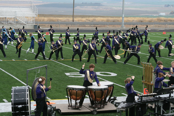 WHS BAND TAKES THE CUTS - Clothing that doesn't make the cut for the sales floor is donated to Wenatchee High School Band, who raises money by selling the cut edits to a textile company that ultimately sells to thrift stores such as Value Village.