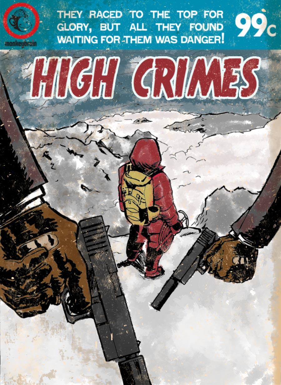 High Crimes Pulp